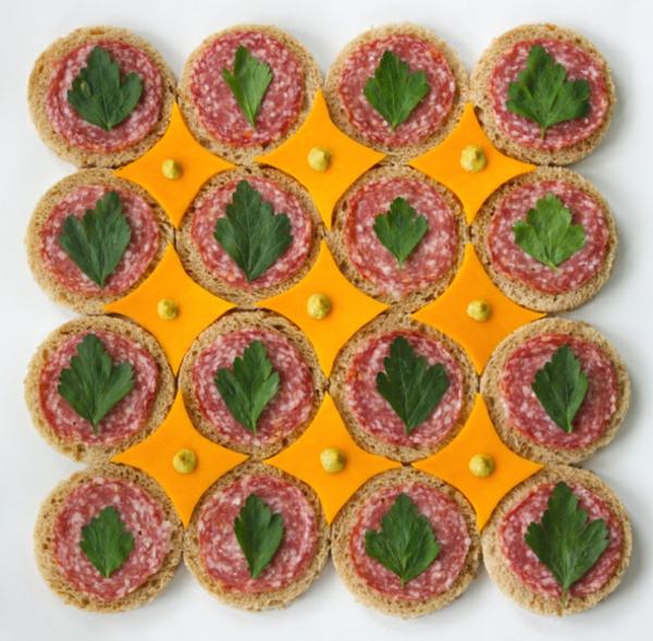 sandwich tiles belegte brötchen bilder Brittany Powell Tae Kitakata