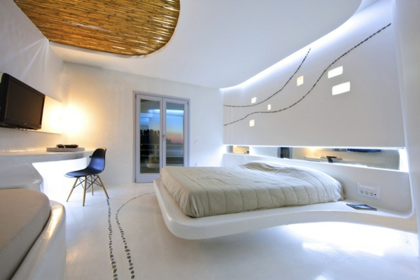 das moderne schlafzimmer komplett gestalten. Black Bedroom Furniture Sets. Home Design Ideas