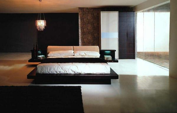 schlafzimmer komplett günstig modern gestalten maskulin