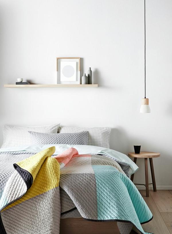 schlafzimmer komplett günstig modern gestalten skandinavisch