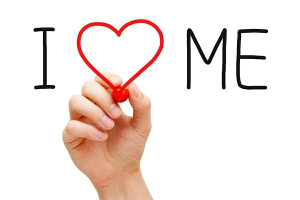 selbstbewusstsein trainieren liebe zu sich selbst