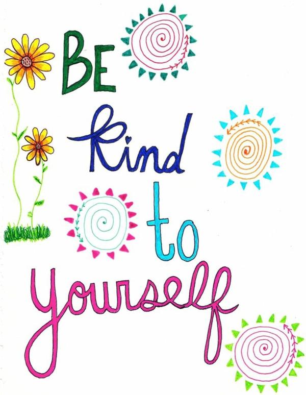 selbstbewusstsein trainieren selbssicherheit nett zu sich selbst sein