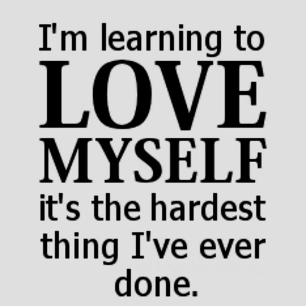 selbstbewusstsein trainieren sich selbst lieben