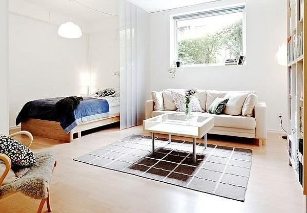 single wohnung einrichten apartment hell