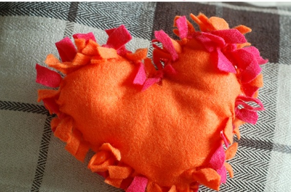 Valentinstag Ideen bilder ideen geschenke dekokissen