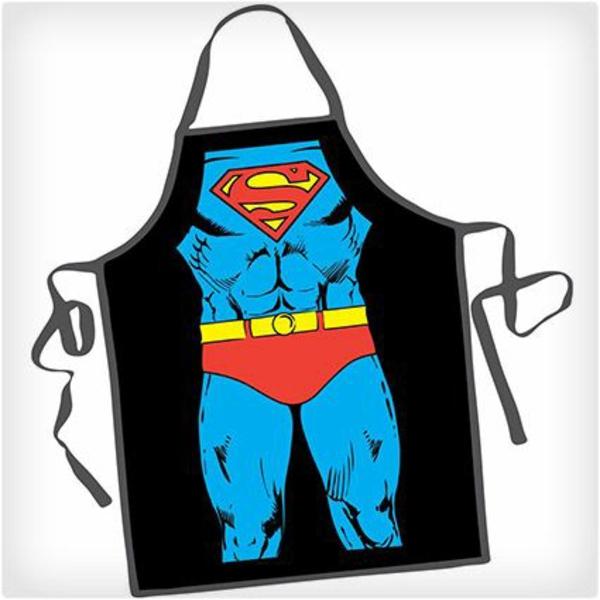 valentinstag geschenke männer kochen superman