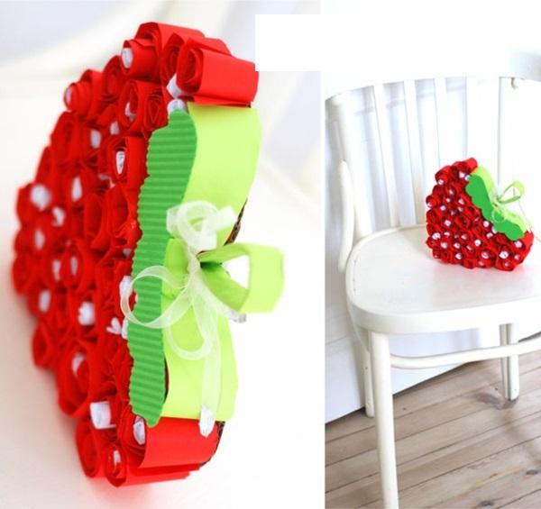 valentinstag geschenke basteln weiß stuhl
