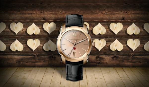 valentinstagsgeschenke für männer zum selbermachen armbanduhr