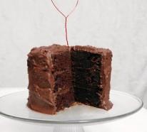 Valentinstag Torte – einen leckeren Herzkuchen backen