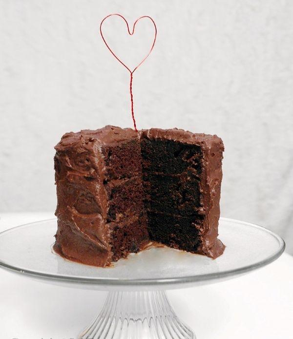 valentinstag rezepte schokolade liebe