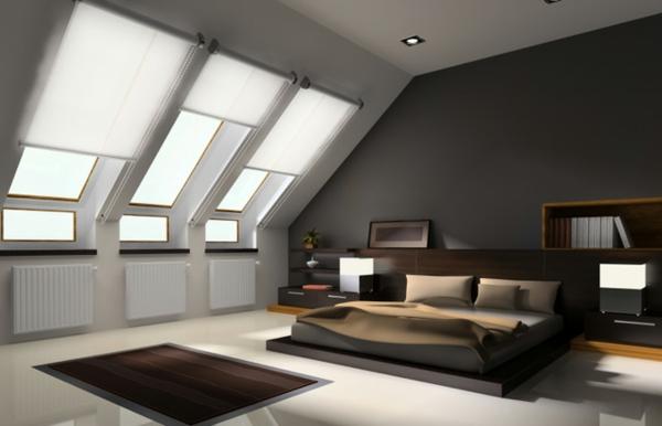 velux günstig rollos für velux fenster wohnzimmer bett