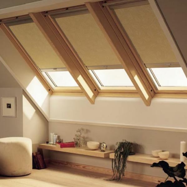Günstige Velux Rollos – Verdunkelungsrollo für Velux Dachfenster