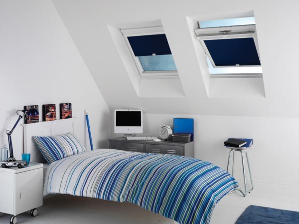 Günstige Velux Rollos dachfenster rollos bettdecke