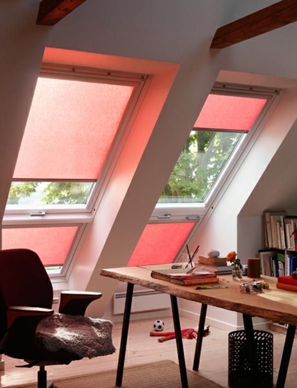 g nstige velux rollos f r dachfenster. Black Bedroom Furniture Sets. Home Design Ideas