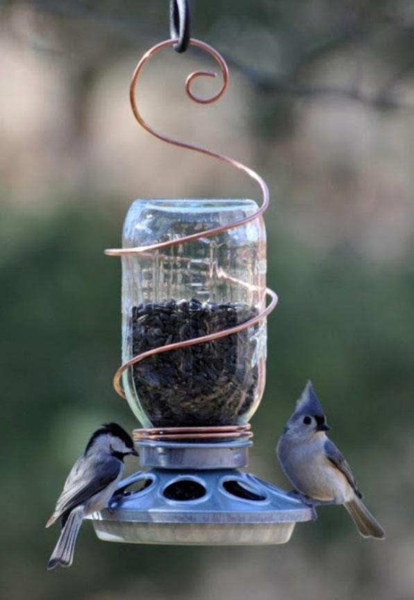 vogelhäuschen bauen niedlich