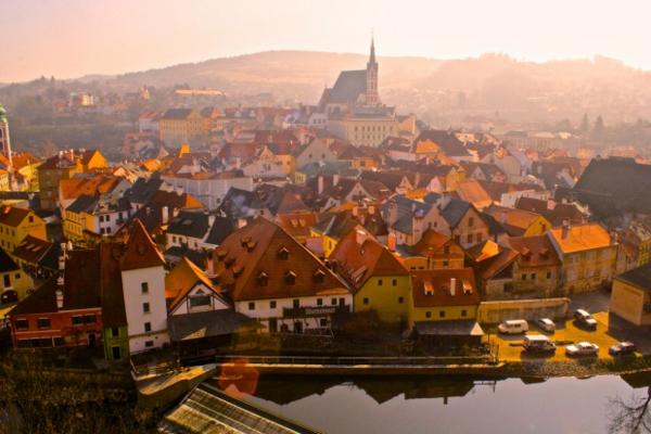 Tolle Wanderreisen in Europa stadt naturlandschaft umgebung