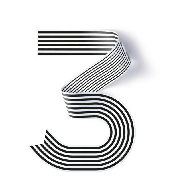 wie macht man Partnerschaftshoroskop numerologie ziffer drei