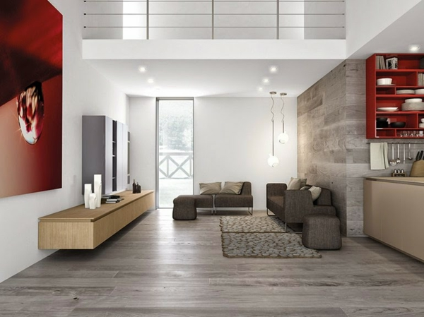Innendesign Ideen U2013 Contemporary Trends 2015 ...