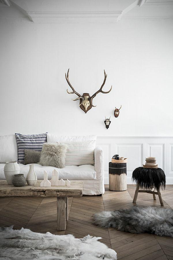 wohnzimmer ideen innendesign im landhaustil skandinavisch einrichten
