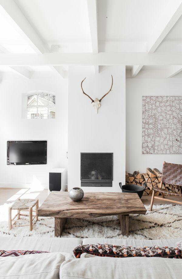 wohnzimmer ideen innendesign im landhaustil