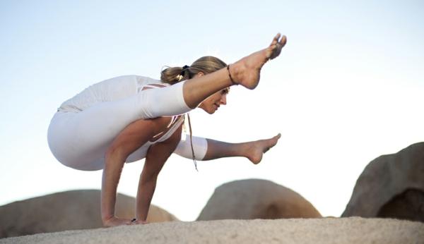 yoga Kalorienverbrauch beim Sport abnehmen mit yoga