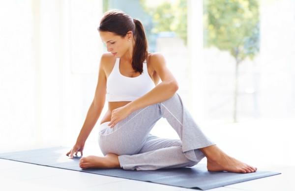yoga entspannung wirbelsäule übung