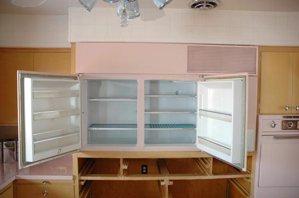 Amerikanischer Kühlschrank 50er Jahre : Er jahre küche ein authentisches stück amerikanische geschichte