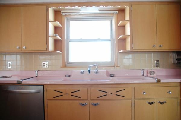 50er jahre k che ein authentisches st ck amerikanische geschichte. Black Bedroom Furniture Sets. Home Design Ideas