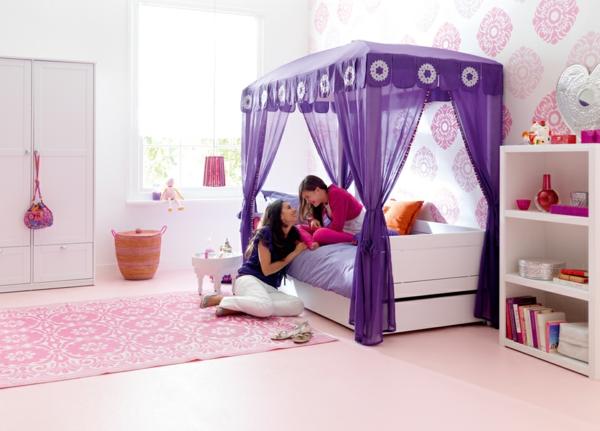 Ausgefallene Kinderbetten Lassen Ihre Kinder Wie Im 7 Himmel Schlafen