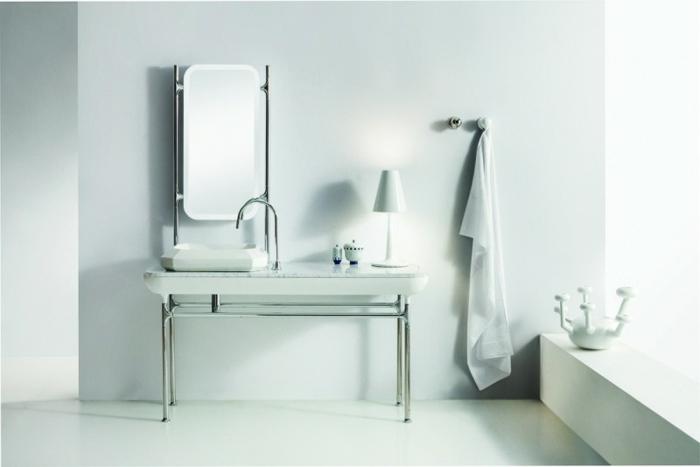 kleines bad modern und praktisch einrichten - Badeinrichtung Kleines Bad