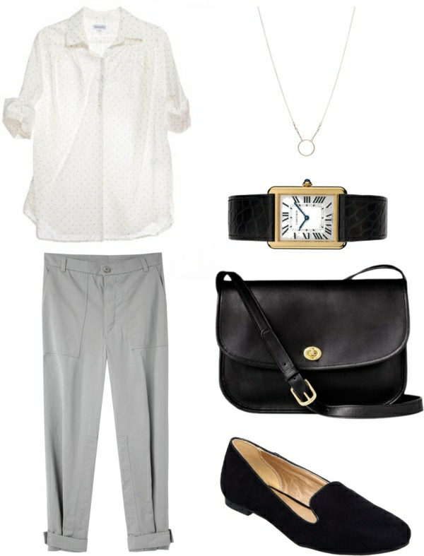 Business Mode Damen Business Outfit Frau accessoires