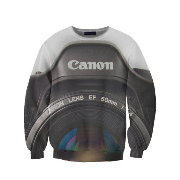 Coole T-Shirts designen canon foto