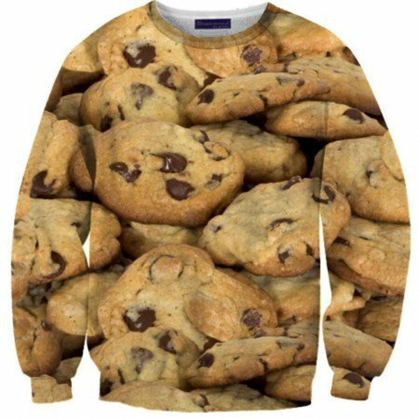 Coole sweater T-Shirts designen cookies