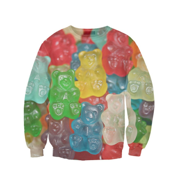 Coole T-Shirts designen jelly bears