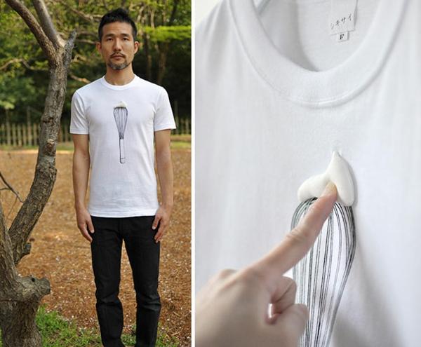 Coole T-Shirts designen küchenhelfer