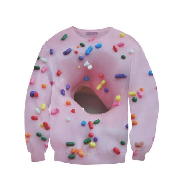 Coole glasur rosa T-Shirts designen rosa muffin