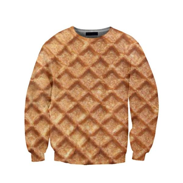 Coole T-Shirts designen waffel