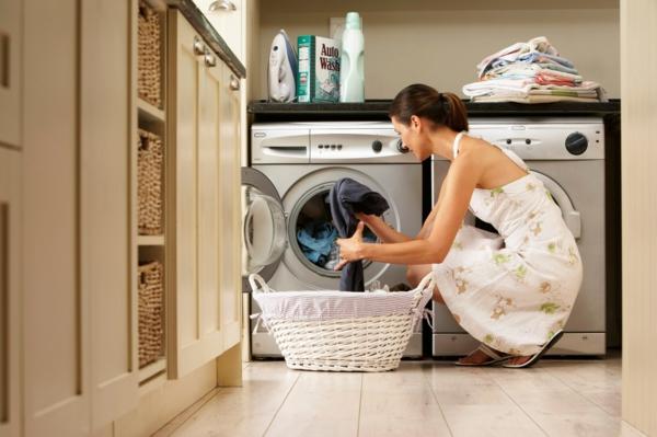 Energiesparen im Haushalt Stromspartipps effiziente geräte waschmaschine