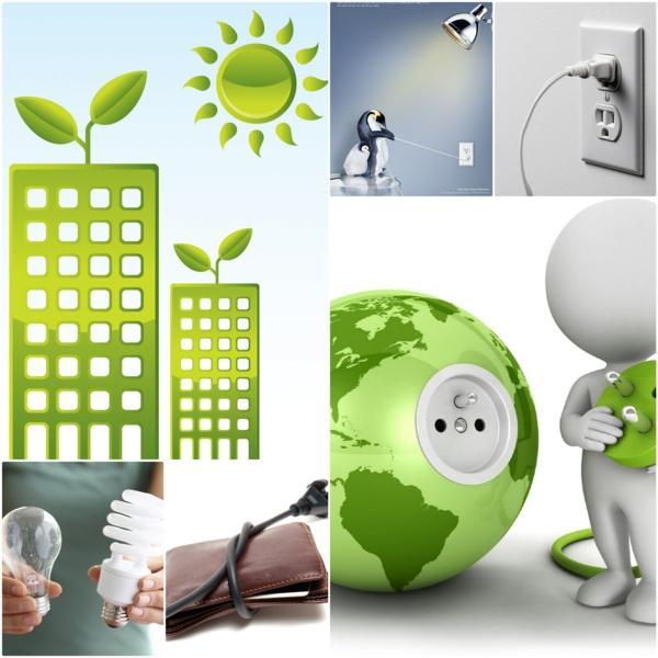 Energiesparen im Haushalt Stromspartipps globale erwärmung vermeiden