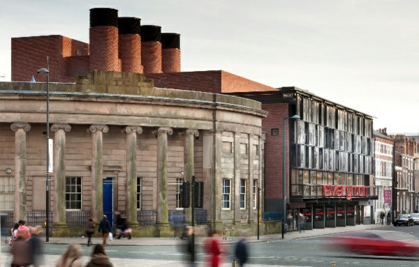 Everyman Theatre liverpool Haworth Tompkins kunst für jedermann
