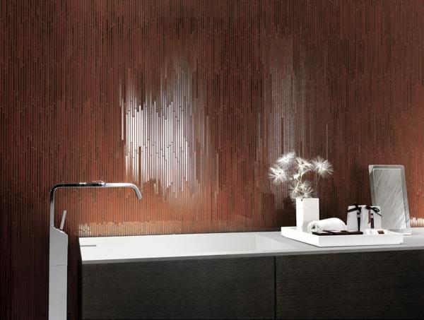 Evoque bagno hotel keramisch fliesen wand