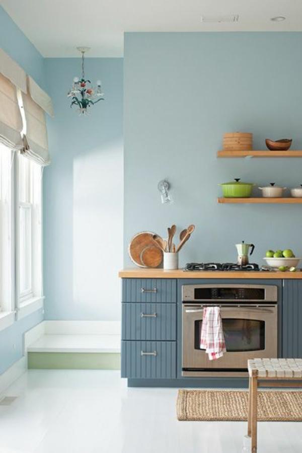 Farbgestaltung im Wohnzimmer – Farbideen und Wohntrends 2015