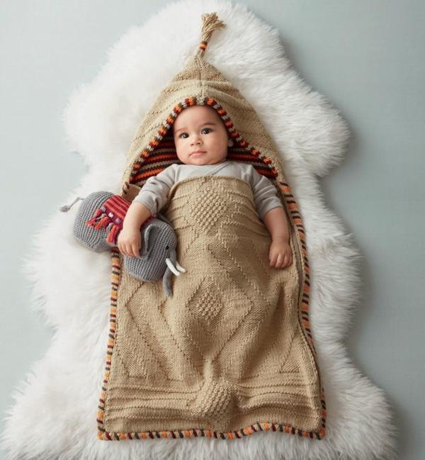 babys schlafzimmer Kinderschlafsack outdoor warm