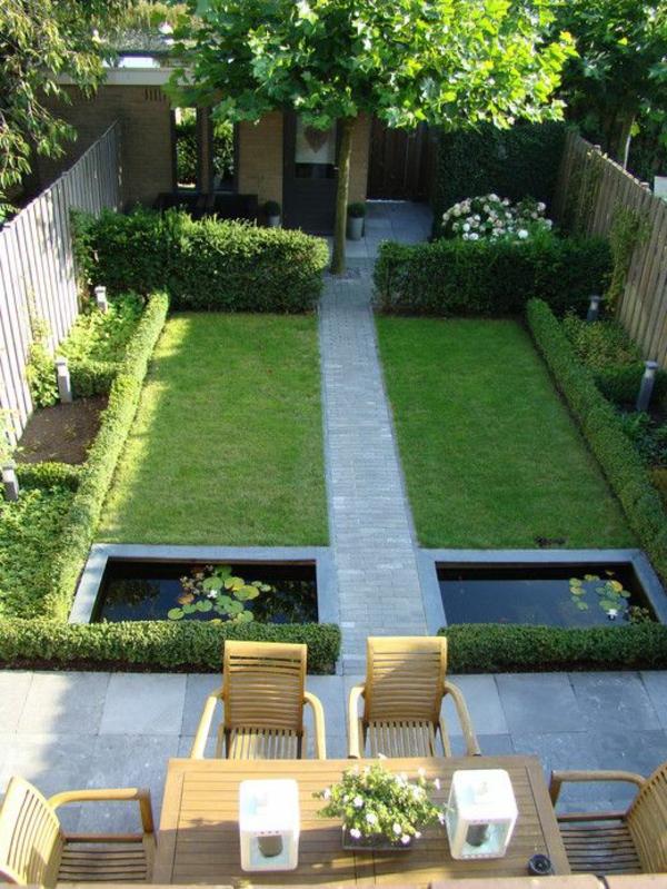 kleiner garten ideen - gestalten sie diesen mit viel kreativität!, Garten und bauen