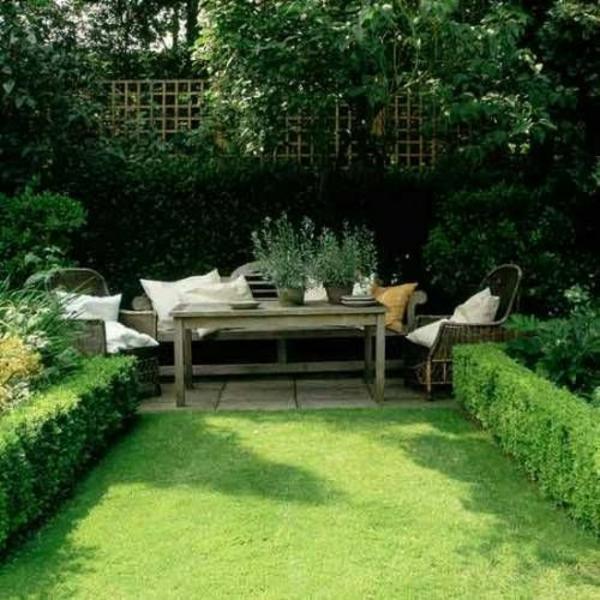 Garten Ideen gartenideen gras grün