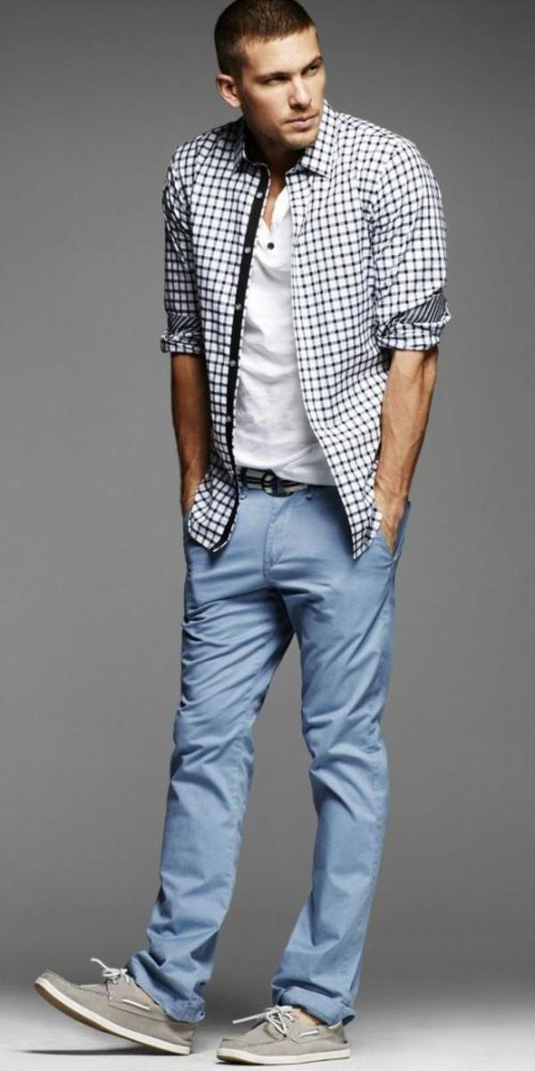Männerhemd Herrenhemde sportliche herrenmode