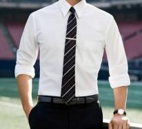 Das Männerhemd in der Garderobe des modernen Mannes