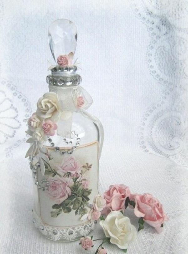 Romantische Geschenke für sie glas