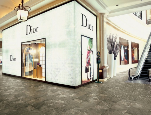 Smart Acorn dior bodenfliesen einkaufszentrum
