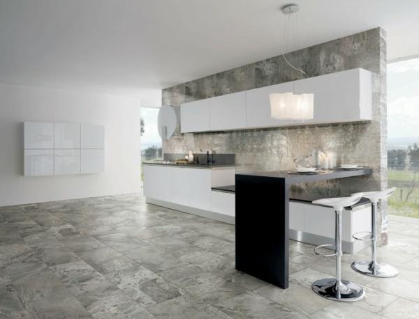 Smart Ice designer idee fliesen küche